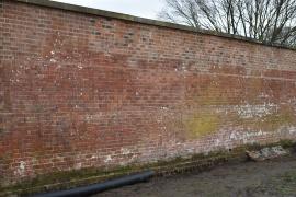 Restored Wall