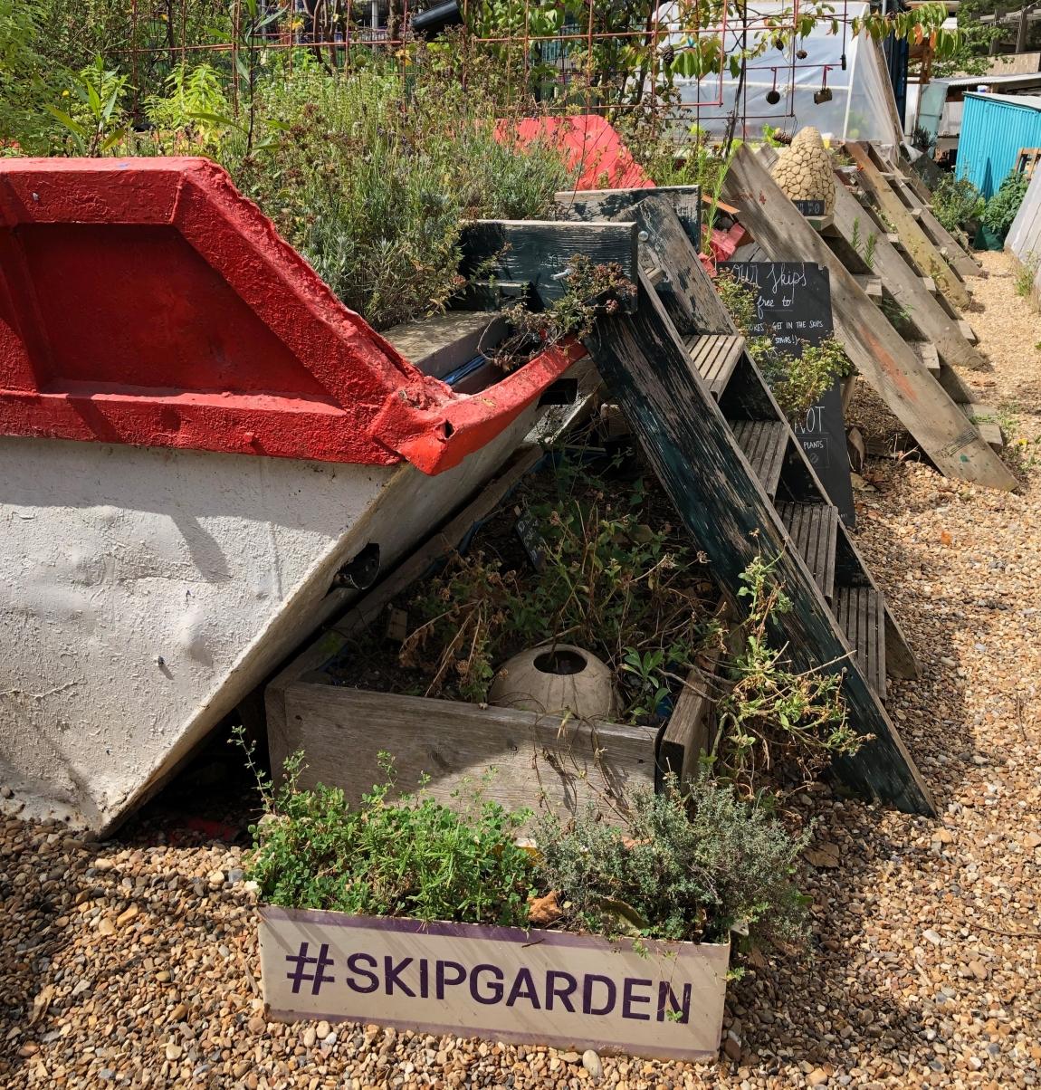 Skip Planters