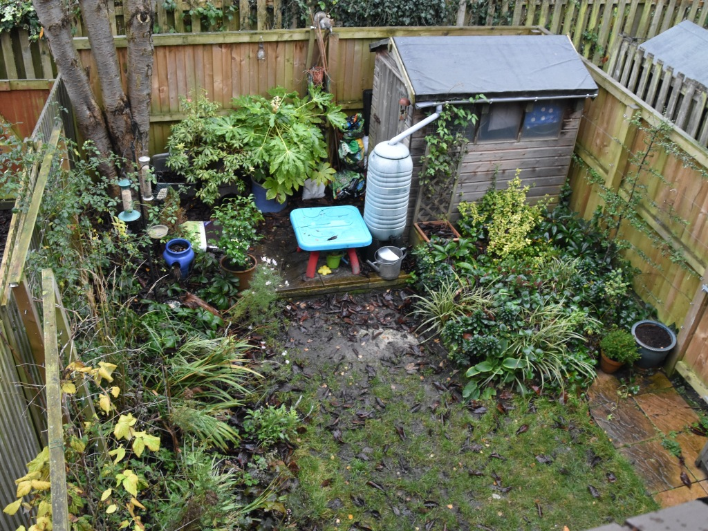 Garden Overhead